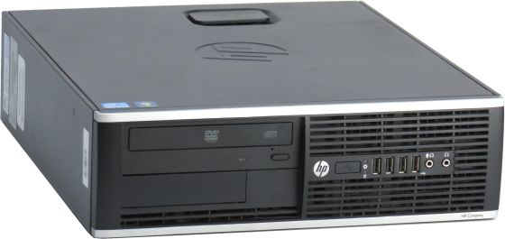 HP Elite 8300 SFF Quad Core i5 3470 @ 3,2GHz 8GB 500GB DVD±RW Computer PC