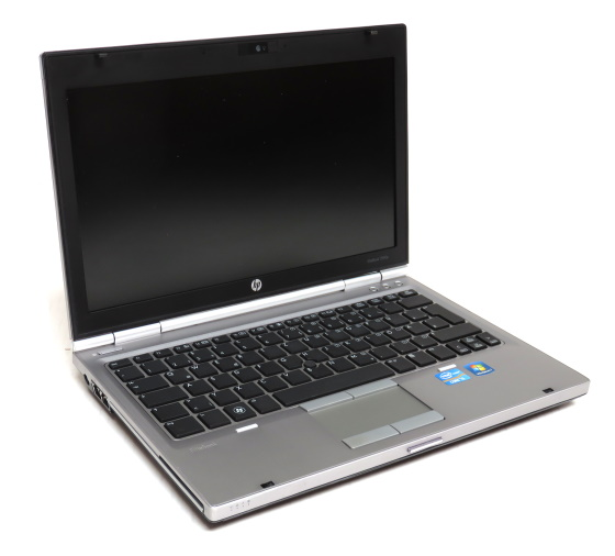 HP EliteBook 2560p i5 2520M @ 2,5GHz 8GB DVD±RW (BIOS PW, ohne NT / HDD) B-Ware