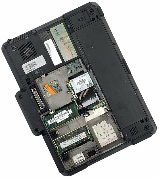 HP EliteBook 2730p C2D L9400 @ 1,86GHz 4GB (ohne HDD/NT, Akku def.) norw. B-Ware
