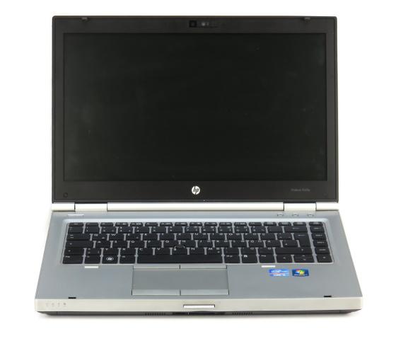 HP EliteBook 8460p i5 2540M @ 2,6GHz 4GB 320GB Webcam norw. BIOS PW (Akku def.)