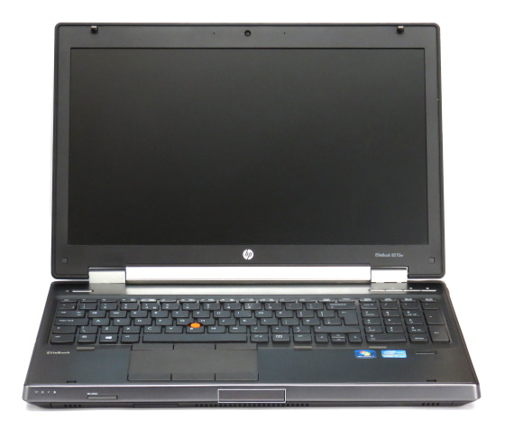 "HP EliteBook 8570w 15,6"" Core i7 3520M 2,9GHz 16GB 320GB DVDRW WLAN Quadro K2000M"