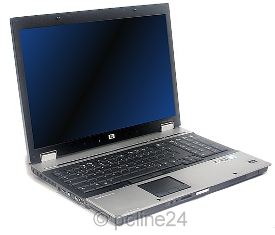HP EliteBook 8730w Core 2 Duo T9550 @ 2,66GHz 4GB 250GB DVDRW WLAN (ohne Akku)