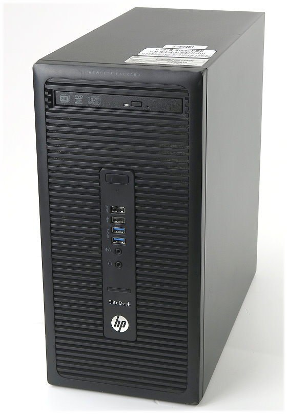 HP EliteDesk 705 G1 MT AMD A8 Pro-7600B R7 @ 4x 3,1GHz 4GB 500GB DVD±RW Tower