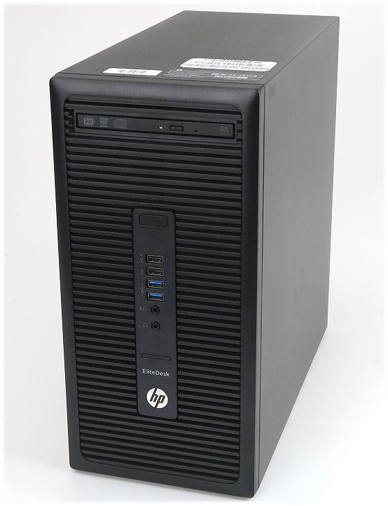 HP EliteDesk 705 G2 MT AMD PRO A8 8650B R7 @ 3,2GHz 4GB 250GB DVD±RW 4x USB 3.0