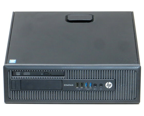 HP EliteDesk 800 G1 SFF Core i5 4590 @ 3,3GHz 4GB 500GB DVD±RW Computer