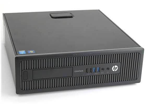 HP EliteDesk 800 G1 SFF Core i5 4590 @ 3,3GHz 4GB 500GB Office Computer B-Ware