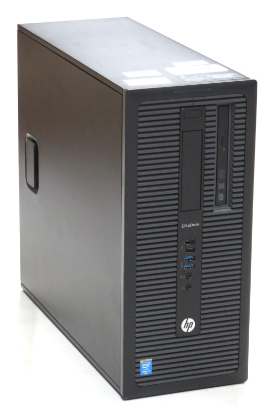 HP EliteDesk 800 G1 CMT Core i3 4160 @ 3,6GHz 8GB 500GB 4x USB 3.0 Computer