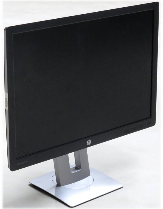 "24"" HP TFT EliteDisplay E242 Monitor 1920x1200 Pivot HDMI Display Port VGA USB-Hub"