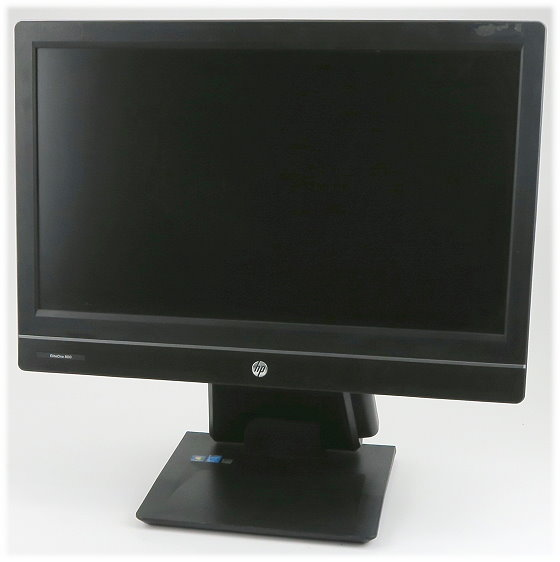 HP EliteOne 800 G1 All-in-One Barebone PC LGA1150 ohne CPU/RAM/HDD Displaybruch