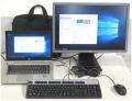 """HP Elitebook 8470 i7  + 24"""" EliteDisplay E241i + Docking + Windows 10 + Tastatur + Maus"""
