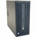 HP Elitedesk 800 G2 TWR Core i7 6700 @ 3,4GHz 16GB 256GB SSD DVD Tower Büro PC
