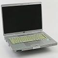 """15,4"""" HP G5000 Celeron 520 @ 1,6GHz 2GB DVD±RW (ohne NT/HDD, Akku def.) norw."""