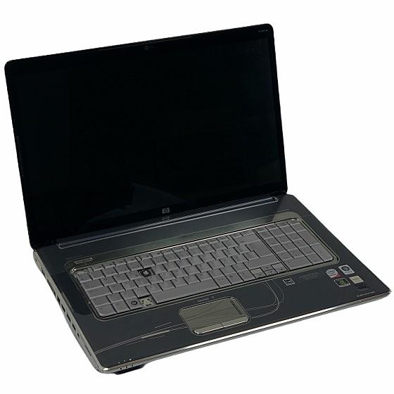 """18,4"""" HP HDX18 C2D T9400 2,53GHz 4GB Blu Ray FHD Cam (o.HDD/NT, Akku def) B-Ware"""
