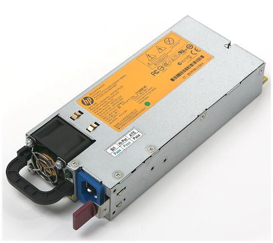 HP HSTNS-PL29 Netzteil 750W für Server ProLiant DL360 G8 / DL380 G8 Spare 660183-001