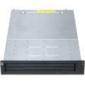 HP HSV300 Storage Controller mit 2x 461488-001 4x GBIC 4Gbps im 19 Zoll Rack 2x PSU
