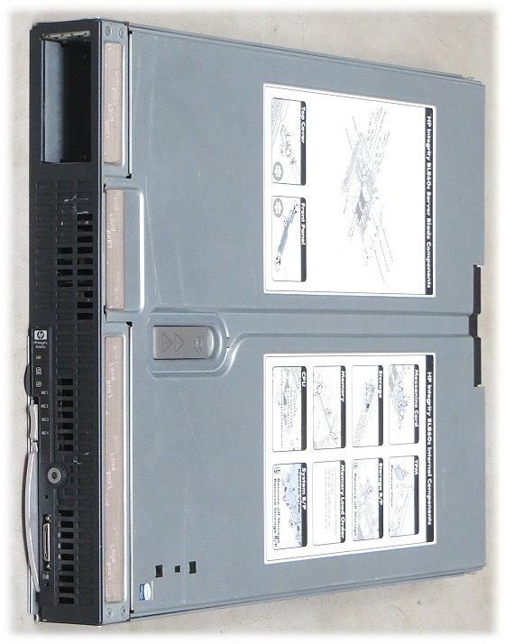 HP Integrity BL860c 2x Itanium 2 9040 @ 1,6GHz 24GB Blade Server
