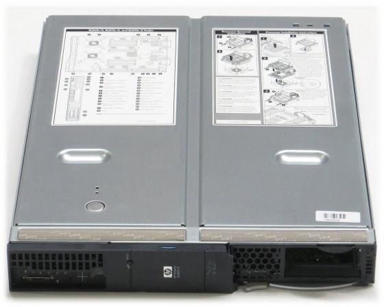 HP Integrity BL860c i2 Itanium 2 9350 @ 1,73GHz 16GB Blade Server B-Ware