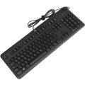 HP KU-1156 Tastatur deutsch USB 2.0 schwarz