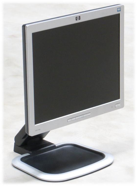 """17"""" TFT LCD HP L1706 Pivot 1280 x 1024 D-Sub Monitor"""