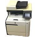 HP LaserJet 400 Color MFP M475dn All-in-One FAX Kopierer Drucker Scanner 57150 Seiten vergilbt
