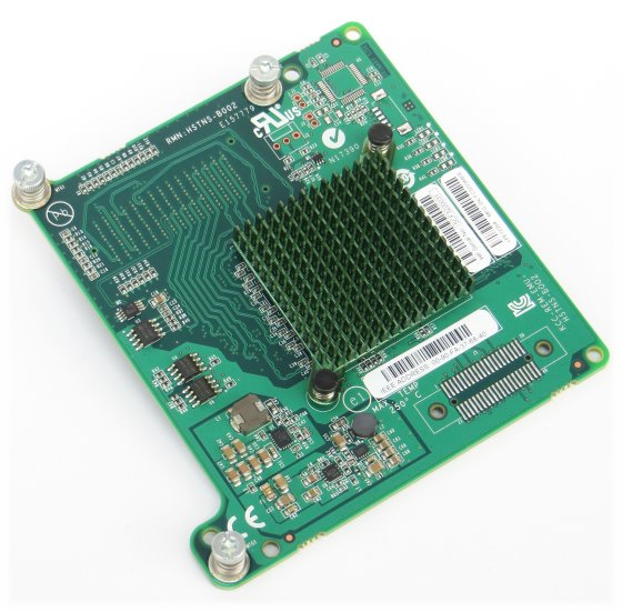 HP LPe1205A 8Gb FC HBA NEU 659818-B21 Assy 656912-001 Spare 662538-001 Mezzanine Card