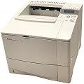 HP LaserJet 4050 16 ppm 8MB Laserdrucker Gehäuseschäden/Kratzer B-Ware