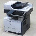 HP LJ flow MFP M525c FAX Kopierer Scanner Laserdrucker ADF Duplex 79.900 Seiten