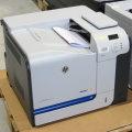 HP LaserJet 500 color m551dn 32 ppm 1GB Duplex LAN 21.900 Seiten Farblaserdrucker