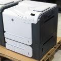 HP LaserJet 500 color m551hx 32 ppm 1GB Duplex LAN 58.000 Seiten B-Ware