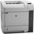 HP LaserJet 600 M602n 50ppm 512MB LAN Laserdrucker defekt an Bastler