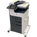 HP LaserJet Enterprise M725f MFP FAX Kopierer Scanner Drucker unter 50.000 Seiten B-Ware