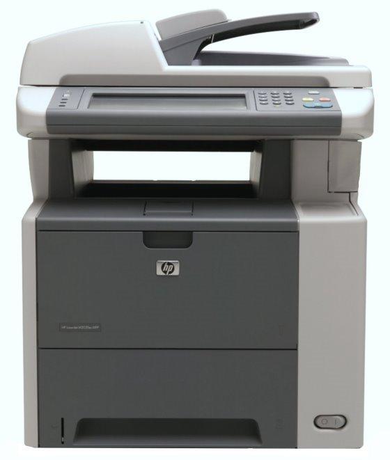 hp laserjet m3035 mfp kopierer scanner laserdrucker b ware all in one ger te 10038087. Black Bedroom Furniture Sets. Home Design Ideas