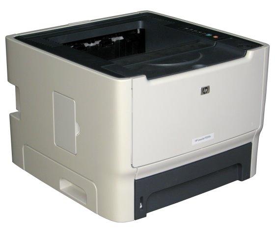 HP LaserJet P2015n 26 ppm 32MB LAN Laserdrucker B-Ware