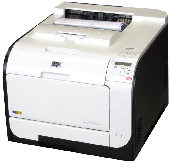 HP Pro 400 Color M451dn 20 ppm 128MB 20.320 Seiten LAN Duplex B-Ware