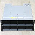 HP M6720 Data Storage mit 2x QR491-04400 SAS 2x PSU 584Watt im 19 Zoll Rack