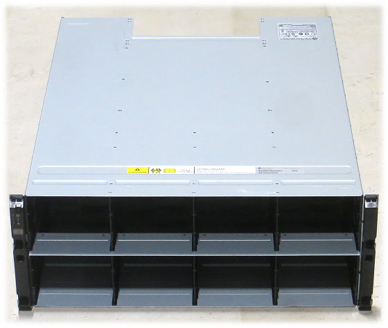 HP M6720 Data Storage mit 2x QR491-04400 SAS 2x PSU 584Watt im 19 Zoll Rack