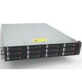 HP MSA2000 Data Storage 6x 146GB 3x 450GB 2x 600GB 3,4TB 2x PSU