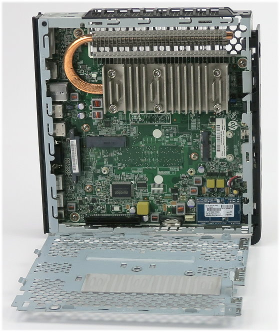 HP Mainboard T610 AMD G-T56N @ 1,65GHz 2GB RAM 2GB Flash IDE