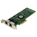 HP NC382T PCI Express x4 Dual Port Gigabit 458491-001 low profile