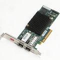 HP NC550SFP Dual Port 10GbE Server Adapter P/N 581199-001 Spare 586444-001