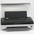 HP OfficeJet 100 Mobiler Tintenstrahl-Drucker für Notebook unterwegs o.NT/Tinte/Akku