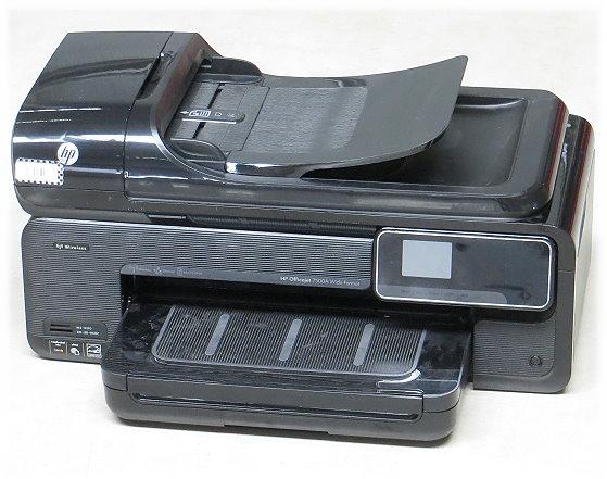 HP OfficeJet 7500A Wide e-All-in-One FAX Kopierer ADF Scanner Drucker ohne Tinten