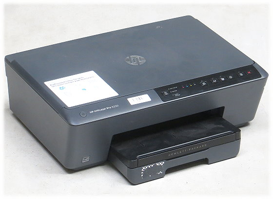 HP OfficeJet Pro 6230 Tintenstrahldrucker LAN WLAN USB ohne Tinten