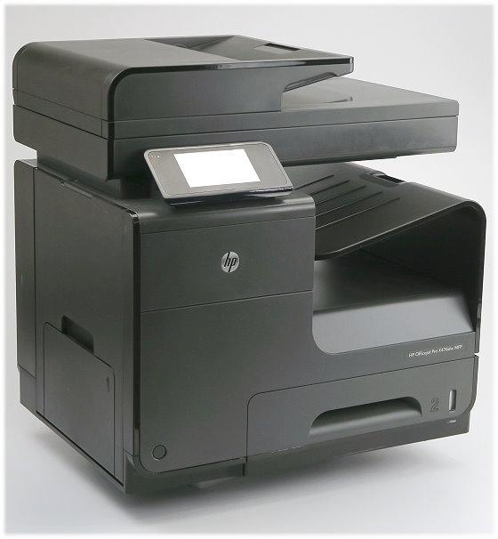 HP Officejet Pro X476dw MFP Kopierer Scanner Drucker Duplex Scanner ADF defekt