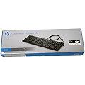 HP Pavilion KB 300 Tastatur NEU Standard deutsch USB 2.0 schwarz