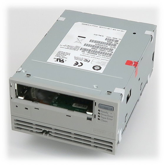 HP PD098-20800 Tape Drive 800GB / 1600GB Fibre Channel Ultrium LTO-4 FC