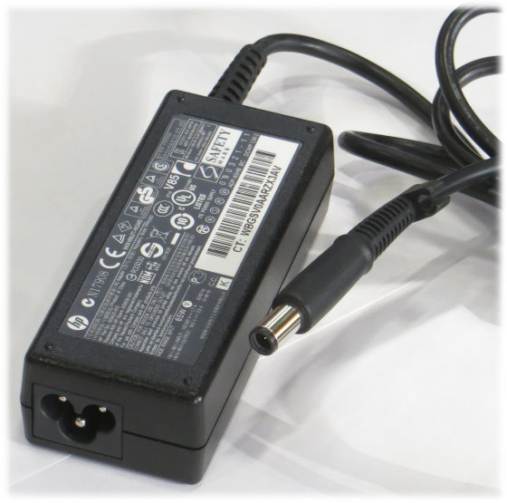 HP PPP009D Netzteil 18,5V 3,5A 65W Spare 609939-001 für Laptop Notebook