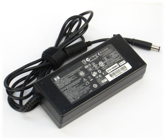 Original HP Netzteil 18,5V 6,5A 120W PPP016L-E NC6400 NC6320 NW8440