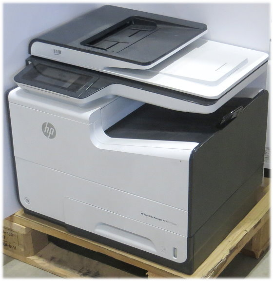 HP PageWide Managed MFP P57750dw All-in-One defekt an Bastler