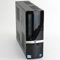 HP Pro 3120 SFF Dual Core E5500 @ 2,8GHz 2GB 320GB DVD±RW Computer ohne Blende